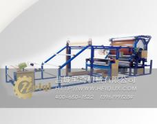 hq-003c型水胶、强力胶立式网带复合机