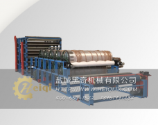 hq-009a型单层多层合布机