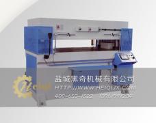 hq-3/120-150-200-300-400plc控制精密四柱液压平面裁切成型装备