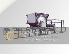 hq-002a型卧式网带复合机