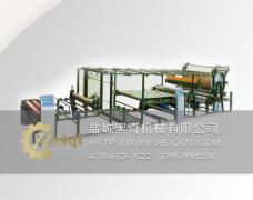 hq-004b型水胶、胶点(pu胶)立式网带复合机
