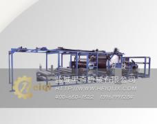 hq-011b型胶点转移(输送带型)复合机