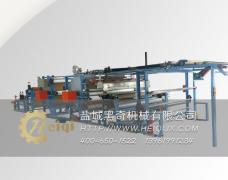 hq-011g型双烘筒防水透气膜复合机