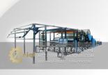 hq-011f双烘筒防水透气膜复合机