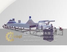 hq-014a型不干胶复合机