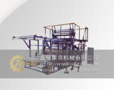 hq-011e型防水透气膜胶点转移专用复合机