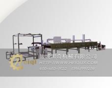 hq-006a型砂纸复绒机