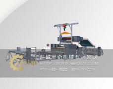 hy-016a型pur湿气反应热熔胶复合机