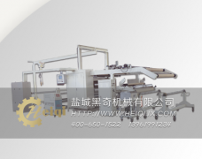 hy-016b型pur湿气反应热熔胶复合机